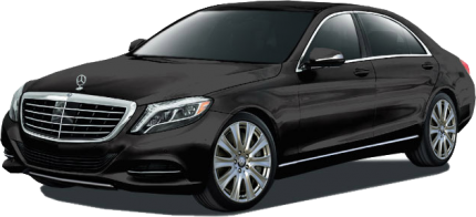 Luxury Sedan MERCEDES S550